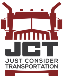 Just Consider Transportation Inc. logo