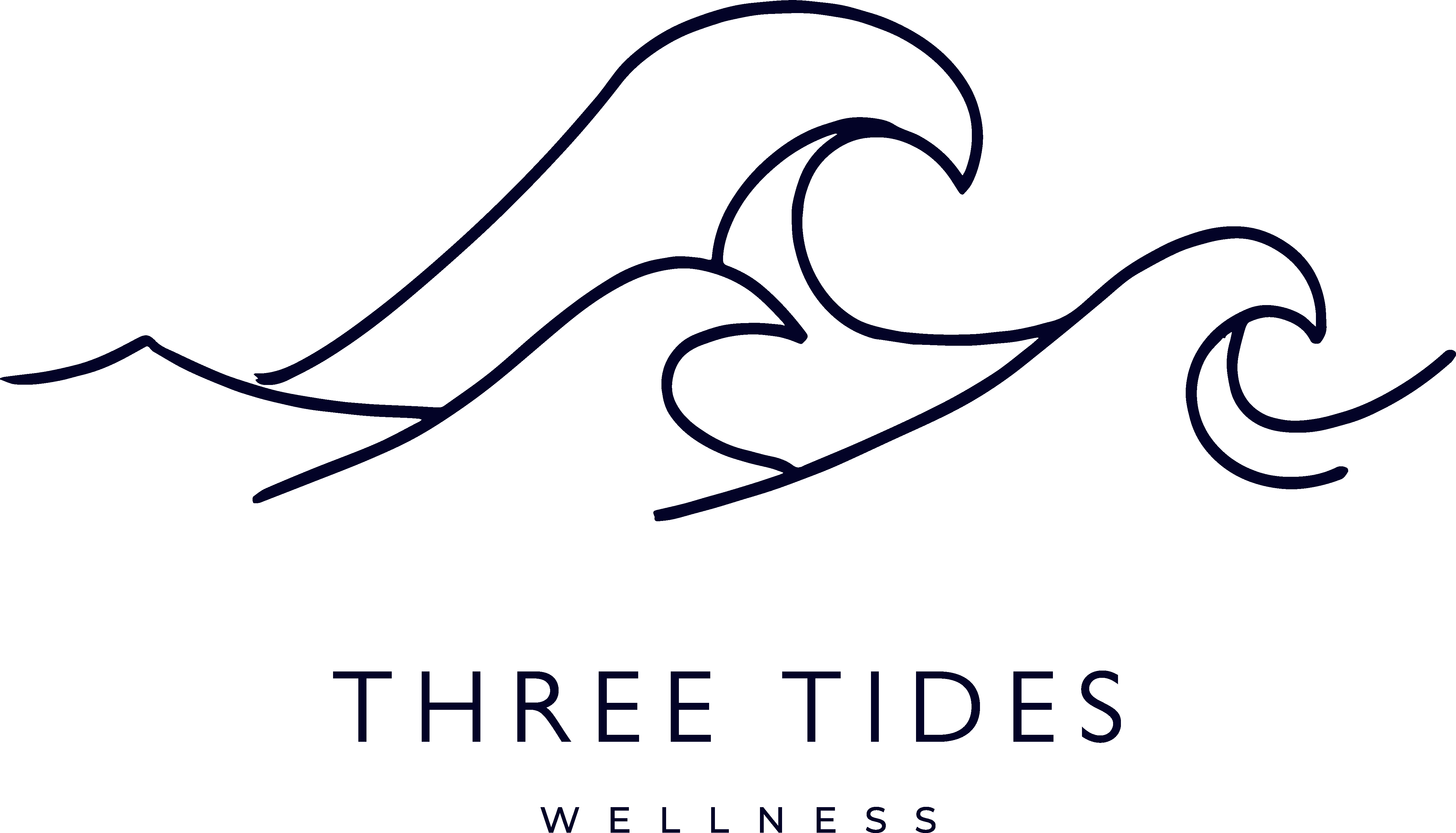 Three Tides Wellness logo