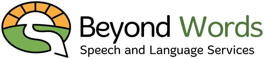 Beyond Words Waterloo Speech and Language Services logo